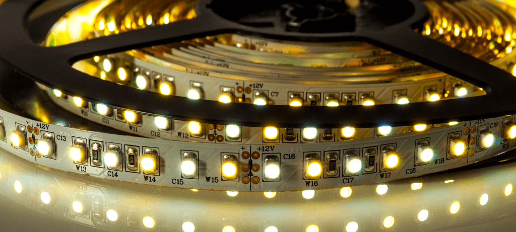 LED Strip, linear flexible lighting