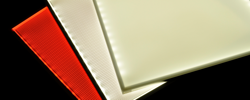 edge-lit LED light pad