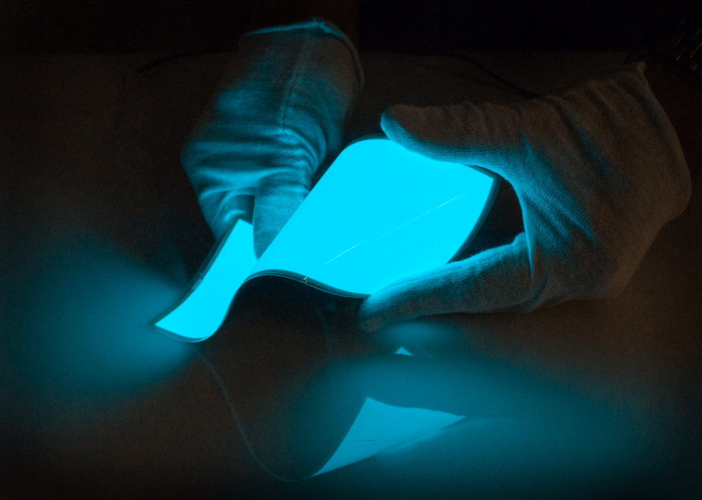 Electroluminescent sheet